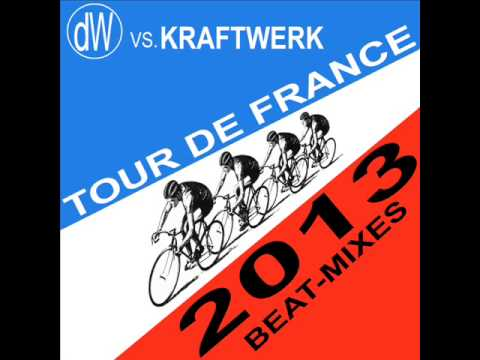DW vs. Kraftwerk - Tour de France 2013 Beat-Mixes