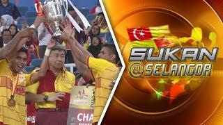 Gambar cover Selangor tunduk Singapura, rampas Piala Sultan