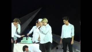 chen was angry at baekhyun