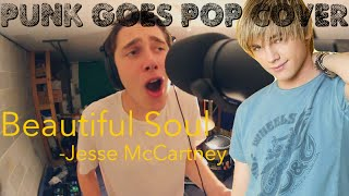 Jesse McCartney - Beautiful Soul (Punk Goes Pop Cover)