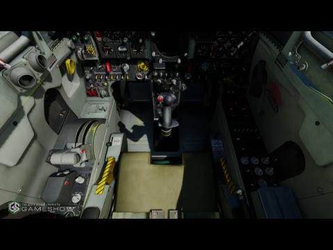 DCS: Straits of Hormuz F-5E Test Flight
