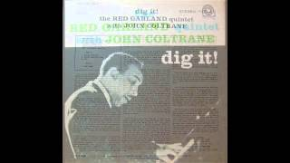 Red Garland Quintet. Dig It!
