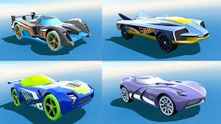 HOT WHEELS RACE OFF - ALL HIGH SPEED CARS UNLOCKED (iOS Android)