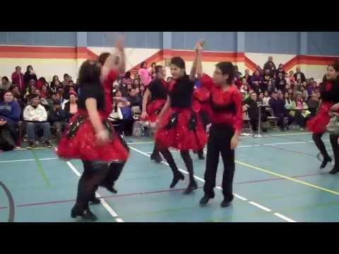 Division 1 Square Dancing PAGC Fine Arts Festival 2014