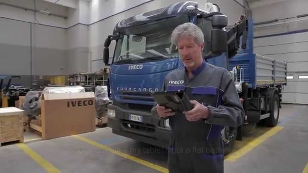 Iveco Batteries - Ask Tom