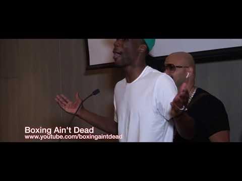 Boxing Ain't Dead...Dorrell Vanhorn Weigh Ins July 12, 2018 (C.L.I.P.)