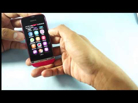 Nokia Asha 311 Hands-on Phone Review