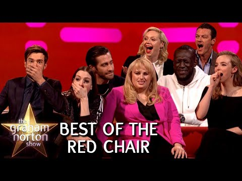 The Best Of The Red Chair On Season 25   The Graham Norton Show Part Two