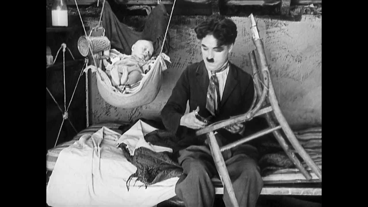 Funny Video: Charlie Chaplin