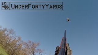Underfortyyards Channel - Pheasant, Ruffed Grouse, Woodcock Hunting