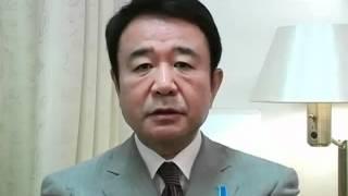【尖閣真相1/2】仙谷氏指揮権発動示唆、青山繁晴氏証言