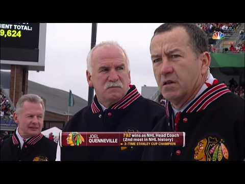 Chicago Blackhawks vs. Minnesota Wild February 21 2016