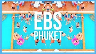My First week @ European Bartender School I Phuket Thailand 2018