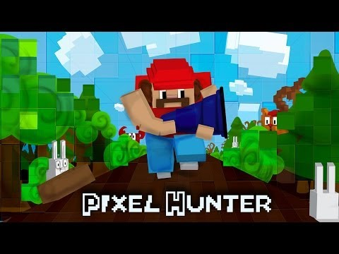 Pixel Hunter iPhone Game Trailer ( OFFICIAL by Lemondo Entertainment )