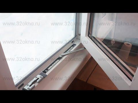 Регулируемый ограничитель окна для пластиковых и алюминиевых окон.  (Гребенка)