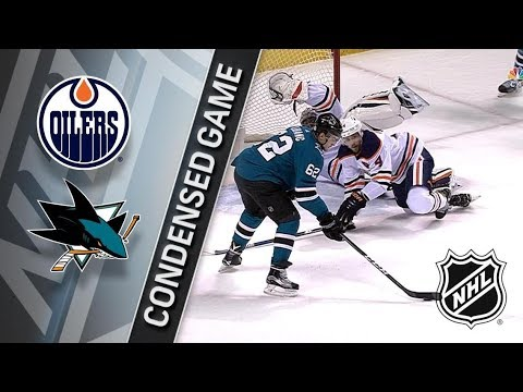Edmonton Oilers vs San Jose Sharks – Feb. 10, 2018 | Game Highlights | NHL 2017/18. Обзор