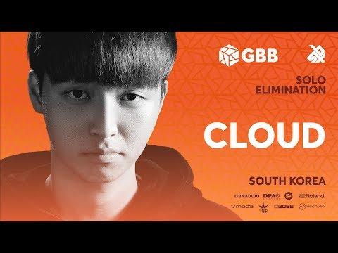 CLOUD  Grand Beatbox Battle 2019  Solo Elimination