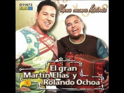 No me veras llorando (Rolando Ochoa) - Martin Elias y Rolando Ochoa