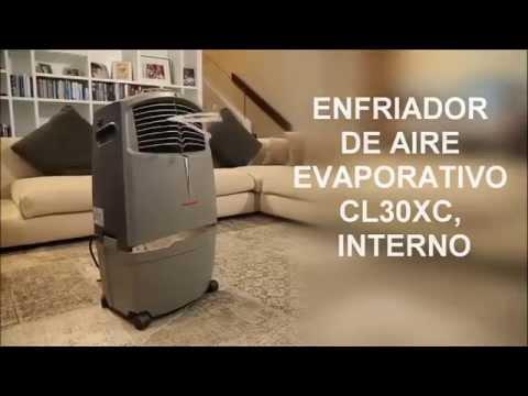 Enfriador Aire Evaporativo CL30XC Honeywell