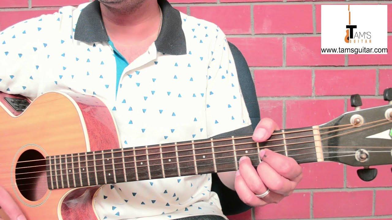 3 Chords Hindi Songs Guitar Lesson For Absolute Beginners Guncha Koi