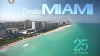 Globovisión Sin Fronteras reportará desde Miami el Miss Universo 2015