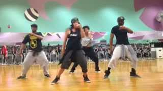 Drop It - Trevor Jackson feat. B.O.B. (Choreography by Jenn Kuehne)
