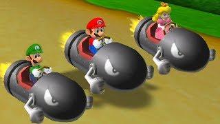 Mario Party 9 - Skill Minigames (Master CPU)
