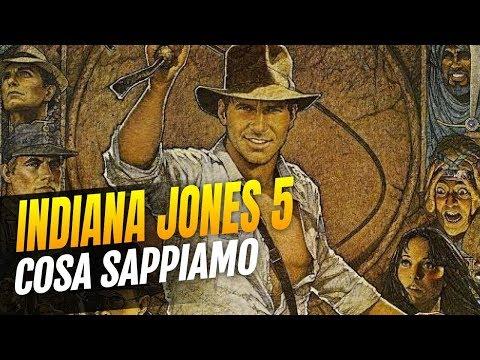 Indiana Jones 5 - Cosa sappiamo sul film