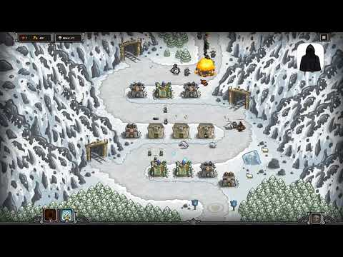 Kingdom Rush: Coldstep Mines - Iron Challenge