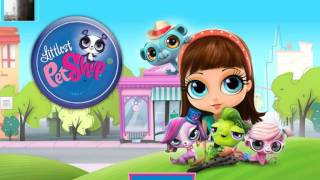 Littlest pet shop GAME START! Roblox Geek Girl