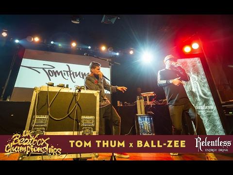 Tom Thum X Ball-Zee - 2016 UK Beatbox Championships