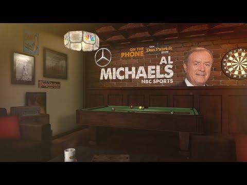 NBC Sports Al Michaels Talks Chiefs-Colts, Rams & More w/Dan Patrick | Full Interview | 1/9/19