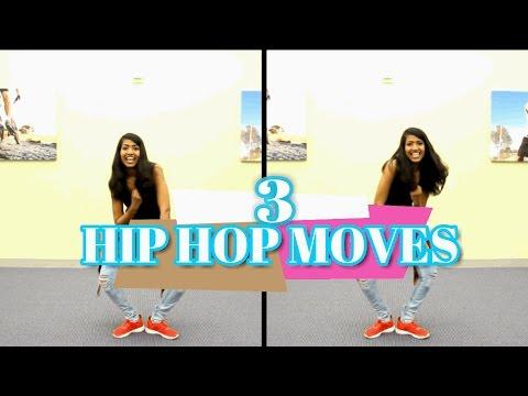 Basic Hip Hop Moves For Beginners