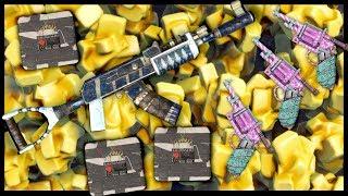 SOLO RAID MASSACRE | 1 ASSAULT RIFLE VS. REVOLVERS