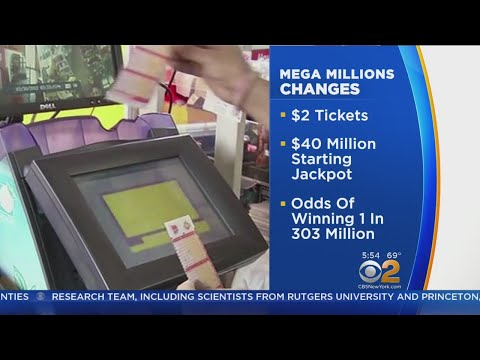 Changes Coming To Mega Millions