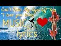 Music And Lyrics Can T Take My Eyes Off You I Love You Baby mp3