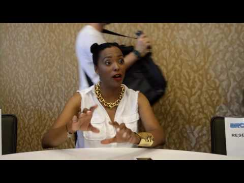 Aisha Tyler Interview Archer 2016 San Diego Comic-Con