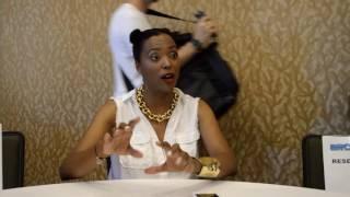 Aisha Tyler Interview Archer 2016 San Diego Comic-Con
