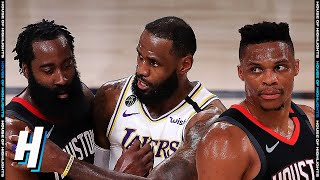 Los Angeles Lakers vs Houston Rockets - Full Game 3 Highlights | September 8, 2020 NBA Playoffs