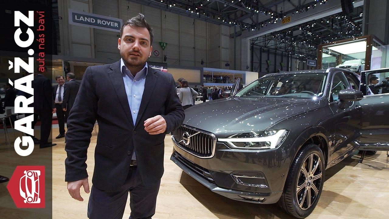 Ženeva 2017 živě: Nové Volvo XC60 - YouTube
