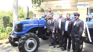 Sonalika International Tractors Ltd have launched 3 new tractors