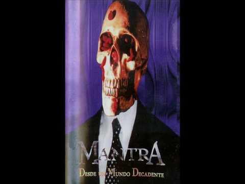 Mantra (banda) - Inquisición [con karaoke] - Desde un mundo decadente