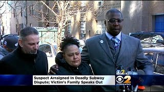 Family Of Man Shot Dead In Brooklyn Subway Station Calls For Justice