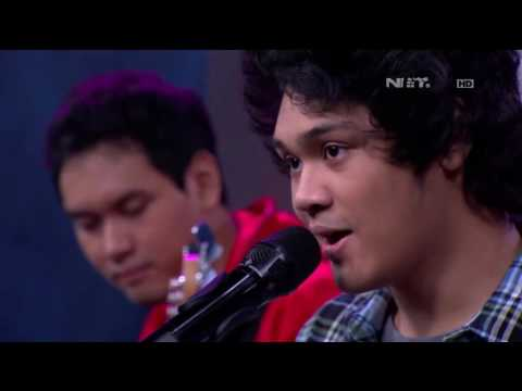 The Overtunes - Dunia Bersamamu (Live at Sarah Sechan)