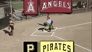 HARC Youth Baseball Angels v. Pirates 6/11/19
