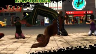 Martial Arts: Capoeira - Gameplay with Venom961