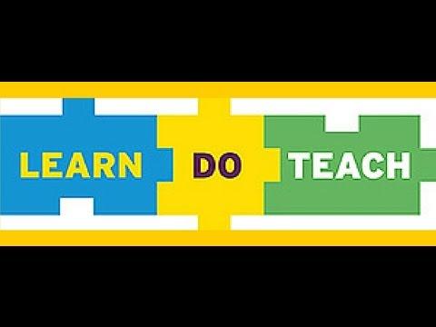 LEARN, DO, TEACH
