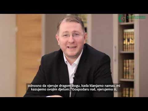 Poziv vjernicima (22) - Odazovite se i ne poništavajte djela -  doc. dr. hafiz Kenan Musić