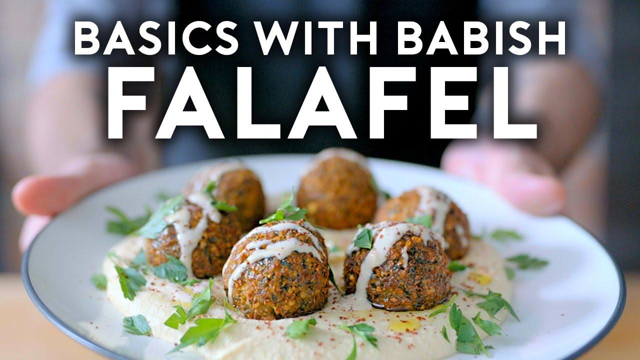 Falafel | Basics with Babish