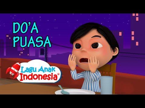 Lagu Anak Islami - Do'a Niat Puasa Di Bulan Ramadhan - Lagu Anak Indonesia